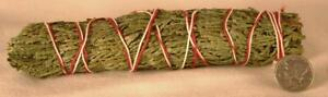 Sacred-CEDAR-Sage-for-Burning-Smudging-Sage-Bundle-4-5-Inch-Herb-Stick