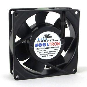 115V-AC-Cooling-Fan-92mm-x-25mm-Low-Speed-LS9225A
