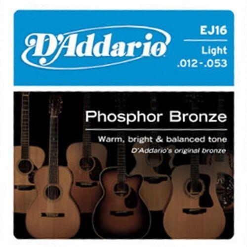 D 'addario 'addario 'addario ej16-10p (012-053) - 10-er cuerdas Pack  ofreciendo 100%