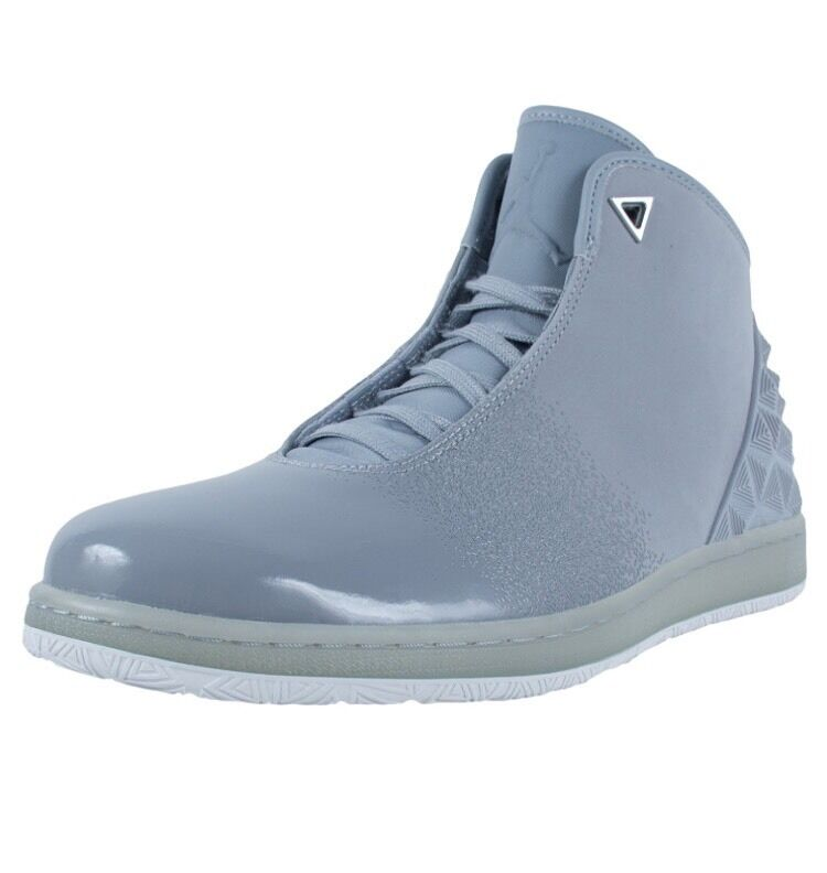 NEW MEN NIKE JORDAN INSTIGATOR BASKETBALL SHOES WOLF-GREY-SIZE 12 US- 705076 004