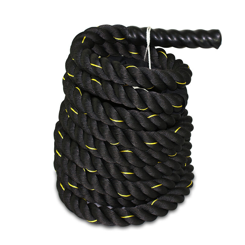 2  Battle Rope Strength Core Training Undulation Workout Battling Ropes 40 FT