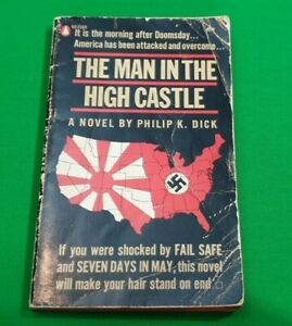 The-Man-In-The-High-Castle-1962-PAPERBACK-EDITION-Philip-K-Dick