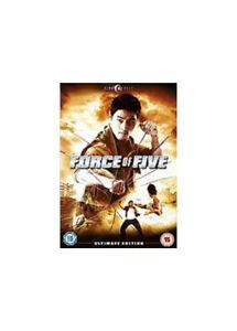 Forza Di Five DVD Nuovo DVD (SBX475)