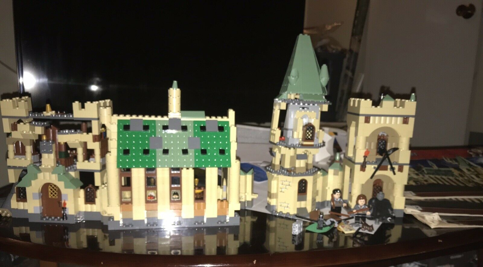 LEGO Harry Potter Hogwarts Castle #4842 Nearly Complete! (DISCONTINUED/RETIRED)