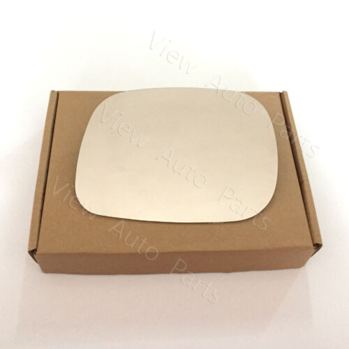 Mirror Glass for 02-08 Dodge Ram 1500 2500 3500 4000 VAN Driver Left Side LH