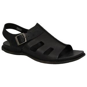 Keen-ALMAN-Sandalia-Hombres-Ocio-Cuero-correas-Sandalia-Zapatos-Verano