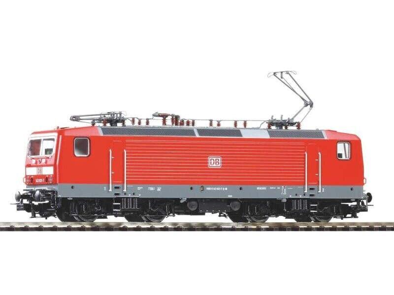 PIKO 51707 E-Lok BR 143 delle DB AG, AC-versione, EPOCA VI, traccia h0
