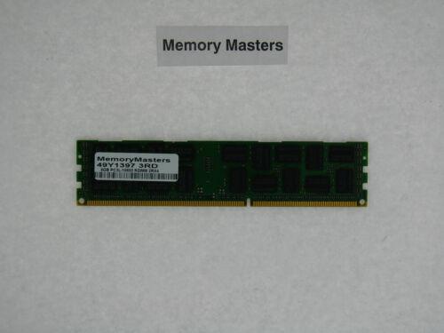 49Y1397 8GB  DDR3 1333MHz CL9 Memory IBM System x3550 M3