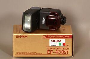 SIGMA-EF-430-ST-FLASH-PER-NIKON-AF