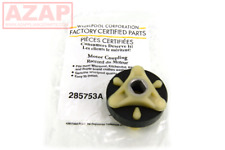 Whirlpool 285753A Washer Motor Coupler with Metal Insert