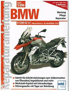 book repair manual bmw r 1200 gs lc water boxer ages built 2013 rh ebay com BMW F800R bmw r1200gs 2013 service manual