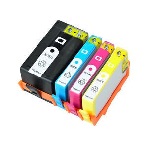 Combo-Black-Color-Ink-Cartridge-903XL-907XL-for-HP-Officejet-Pro-6976-6975-6979