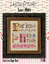 Lizzie-Kate-COUNTED-CROSS-STITCH-PATTERNS-You-Choose-from-Variety-WORDS-PHRASES thumbnail 100