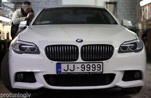 Sport Kit de Carrosserie pour BMW F10 Pare-Chocs Set Jupes Latérales M Paquet