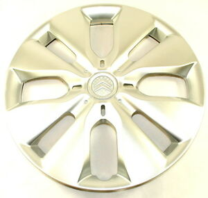 citroen c1 14 wheel trim hub cap new genuine 5416r4 ebay. Black Bedroom Furniture Sets. Home Design Ideas