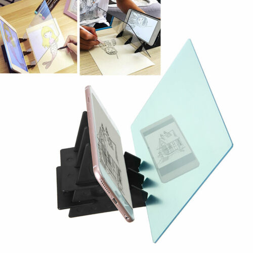 Sketch Tracing Drawing Board Optical Drawing Projector Painting Tool Reflection