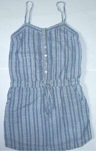 Womens-AEROPOSTALE-Plaid-Pintuck-Woven-Henley-Dress-NWT-8662