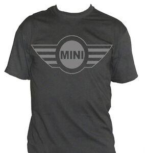 fm10-t-shirt-uomo-MINI-COOPER-macchina-stampa-ARGENTO-SPORT