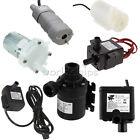 12V 24V Solar Brushless Motor Water Pump 120L 200L 240L 550L 600L 800L RS-360SH