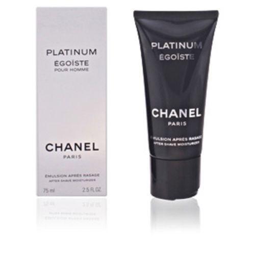 CHANEL Platinum Egoiste 75ml After Shave Moisturizer for sale online ... fbc29498b94f