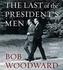 The Last of the President's Men, Woodward, Bob