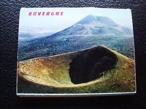 France-12-Small-Cards-Auvergne-Picturesque-cy95-French
