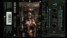 Iron Maiden The X Factor USA Cassette Tape