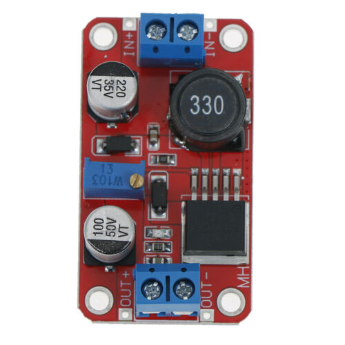 5A DC-DC step up power module boost volt converter 3.3V-35V to 5V 6V 9V 12V  BE
