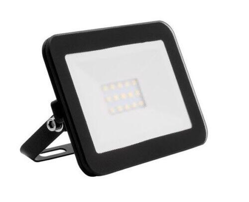 DEL Intégré Compact Noir 50 W Haute Puissance DEL Flood Light Extérieur Imperméable