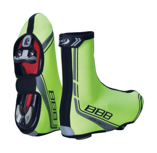 2016 BBB Heavy Duty MTB//Vélo de route Overshoes BWS02B-jaune fluo
