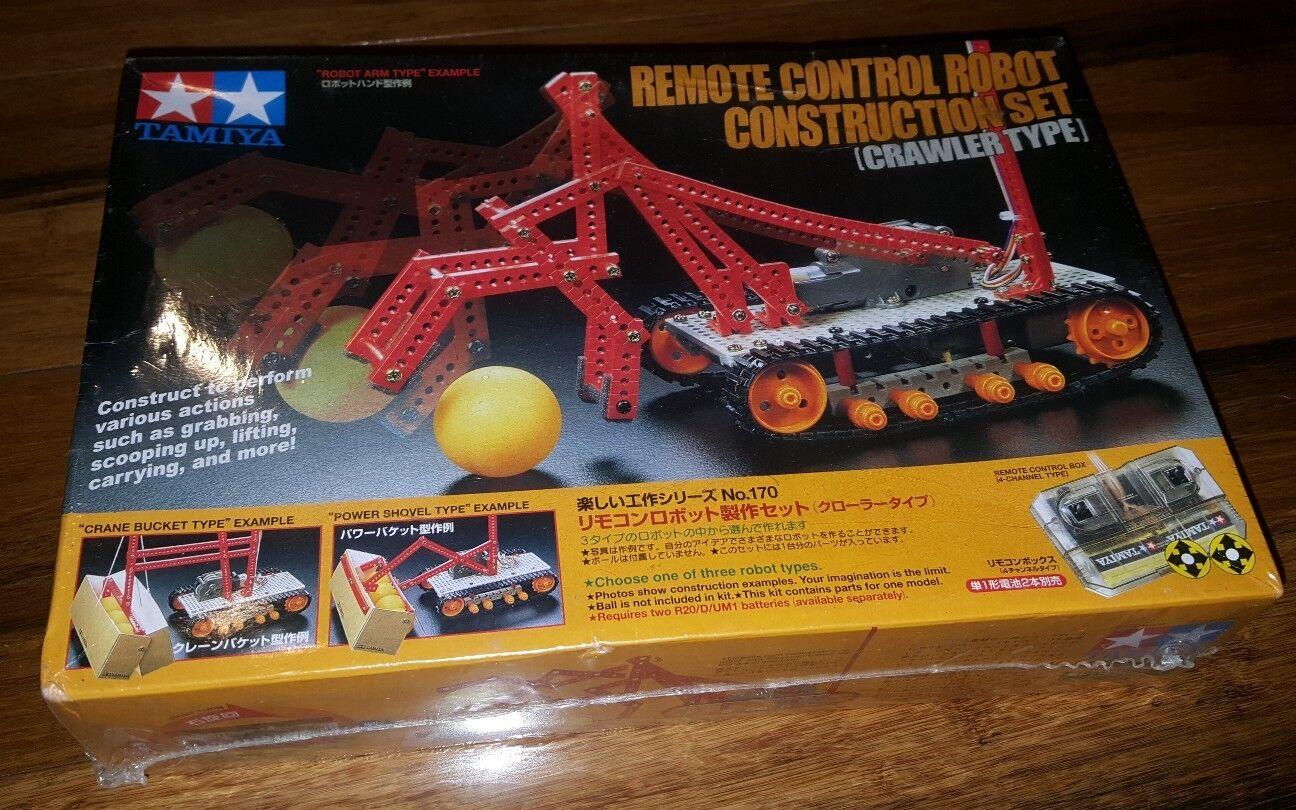 Tamiya Remote Control Robot - Construction Set Crawler Type 70170