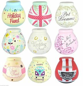 POT-OF-DREAMS-MONEY-BOX-PIGGY-BANK-SAVINGS-GIFT-BREAK-TO-OPEN-BRAND-NEW