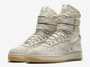 NIKE SF AF1 STRING GUM Special Forces Air Force 1 Size 9. 864024-200 ... f5649b2a3