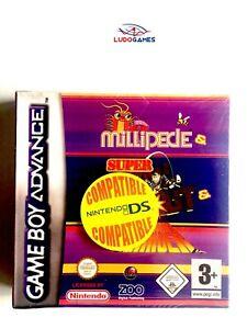 Millipecle-Super-Breakout-Lunes-Lander-Game-Boy-Advance-Neuf-Scelle-Multi