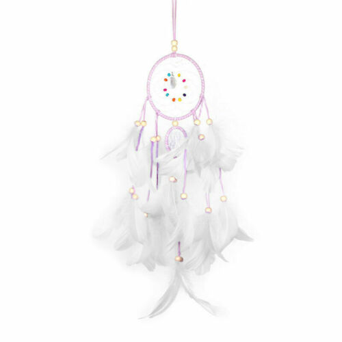 2020 Creative Night Light Dream Catcher Simple Wall Hang Ornament Birthday Gift