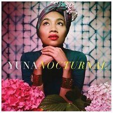 Nocturnal [Digipak] by Yuna Zarai (Malaysia)/Yuna (Malaysia) (CD, Oct-2013, Verve)