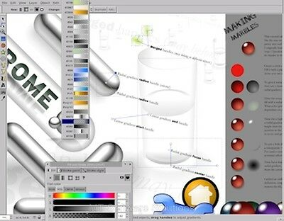 SCALABLE VECTOR GRAPHICS SVG FREEHAND DRAWING SOFTWARE PC MAC PLATFORM