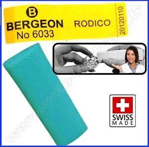 Rodico-original-Bergeon-6033-nettoyer-et-enlever-les-traces-pour-l-039-horlogerie