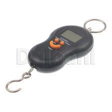New Portable Digital Scale 40kg - 10g 88lb - .35oz Pocket Luggage Fishing weight