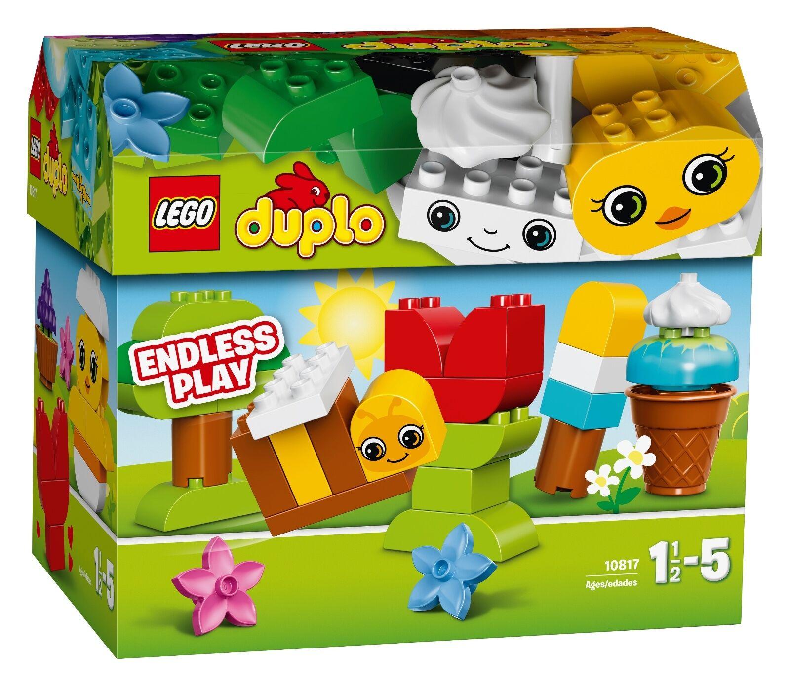 LEGO® DUPLO® DUPLO® DUPLO® 10817 Kreatives Bauset NEU OVP_ Creative Chest NEW MISB NRFB 2526c4