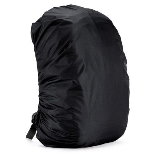 Waterproof Dust Rain Cover Travel Hiking Backpack Camping Rucksack Bag 35-80L