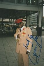 """Franky Gee """"Captain Jack"""" Autogramm signed 20x30 cm Bild"""