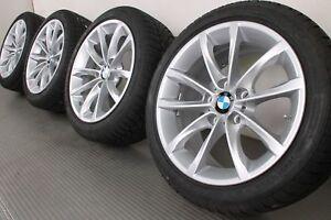 Original-BMW-Z4-E89-3er-E90-17-Zoll-Alufelgen-514-Winterraeder-RDK-NEUWERTIG