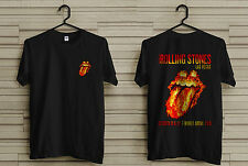 NEW ROLLING STONES In The Las Vegas 2016 RARE t shirt Size S M L XL 2XL