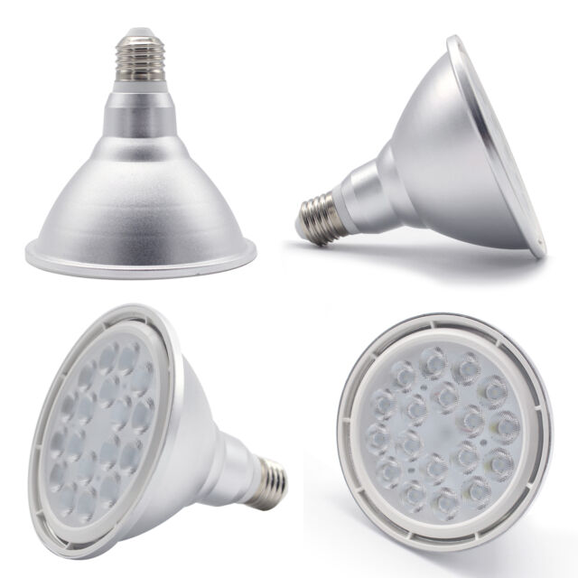 E27 PAR20 PAR30 PAR38 LED Spot Light Bulb Lamp 18W 24W 30W 36W 220V Dimmable