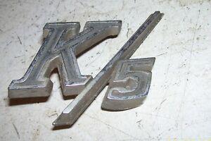 K5 emblem Chvey GMC ?? 60s 70s 80s ??