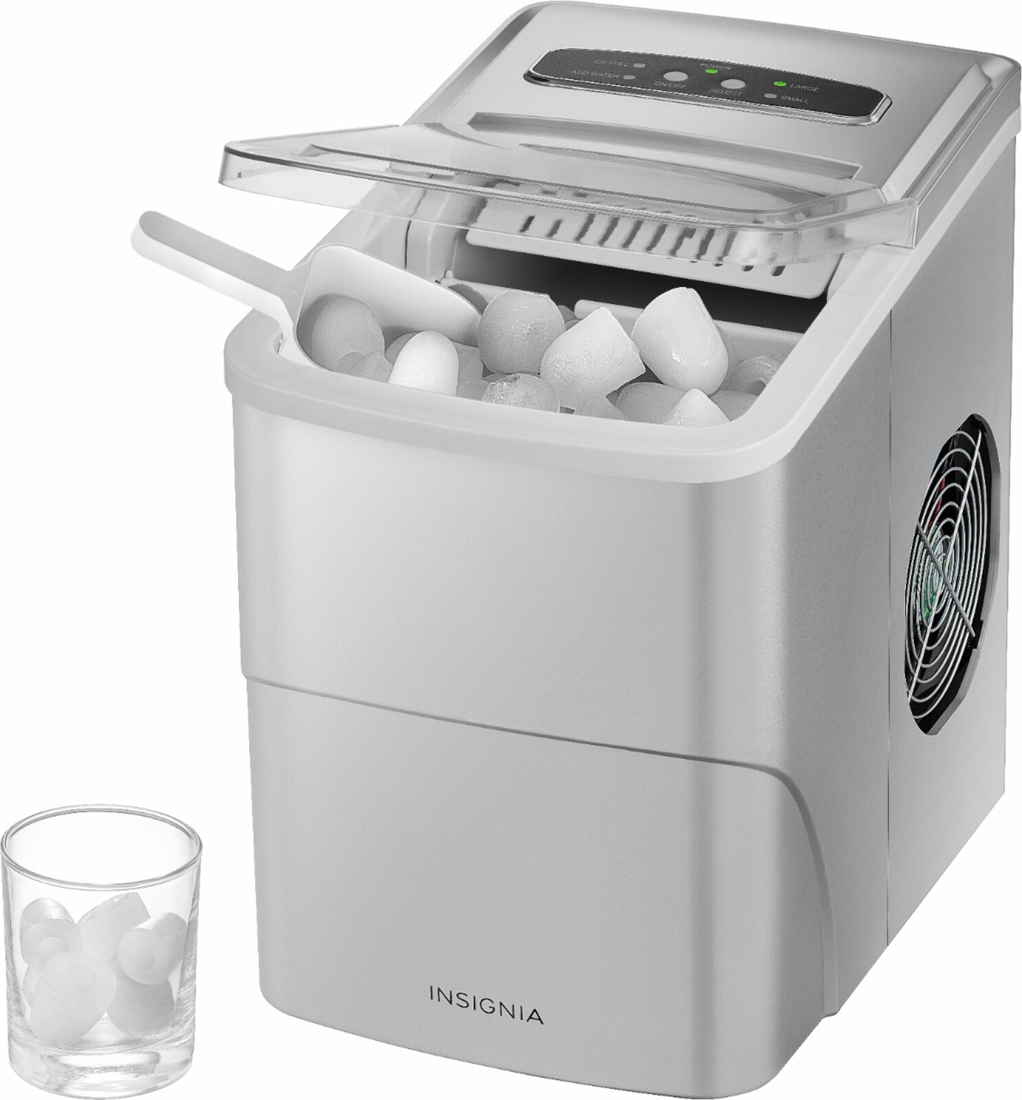 Igloo Ice105 Portable Ice Maker Silver For Sale Online Ebay