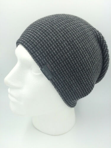MENS SLOUCHY BEANIE HAT ONE SIZE 0122
