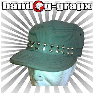 Cappellino-Militare-con-Borchie-ROCK-ROCKNROLL-PUNK-METAL-TATTOO-STREETWEAR