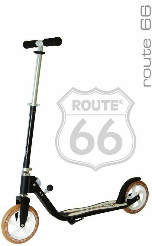 Scooter Smartscoo Big Wheel XXL 200 mm Roller Rollen Schwarz von Area Roller mm Trotinette fb6f75